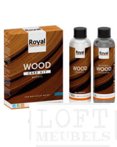 Wax Oil Wood Care + Cleaner